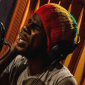 Chronixx in Studio