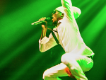 Reggae Articles: Anthony B in Barcelona