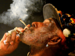Reggae Articles: I Kong and Lee Perry in Paris