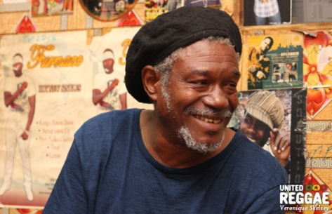 Reggae Articles: Interview: Horace Andy in Kingston