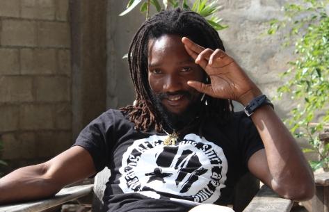 Reggae Articles: Interview: Kabaka Pyramid in Kingston