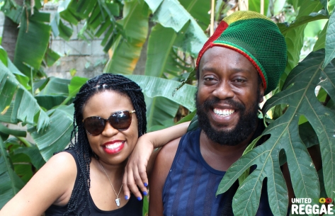 Interview: Anthony Senior and Nakeisha in Kingston