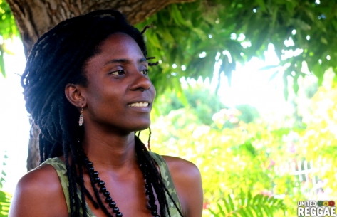 Reggae Articles: Interview: Jah9 in Kingston (2016)