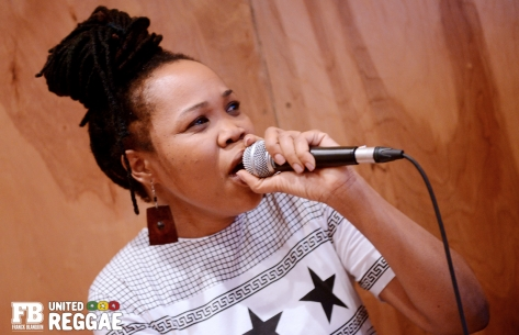 Reggae Articles: Interview: Queen Ifrica in Kingston