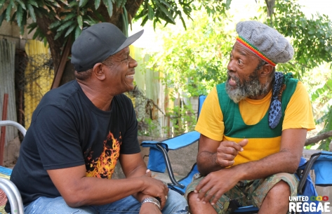 Reggae Articles: Interview: Ben Up and Barnabas talk Channel One (Part 1)