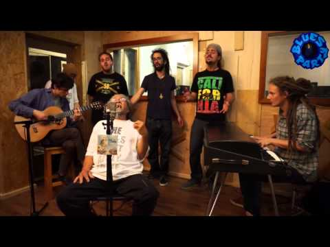 Reggae Juice acoustic with I Kong and Najavibes