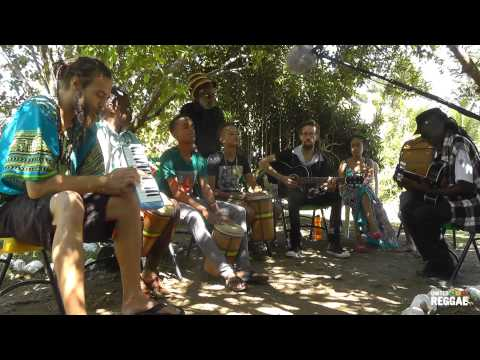 Max Romeo and Rominal Truce (Jamaican Raw Sessions acoustic)