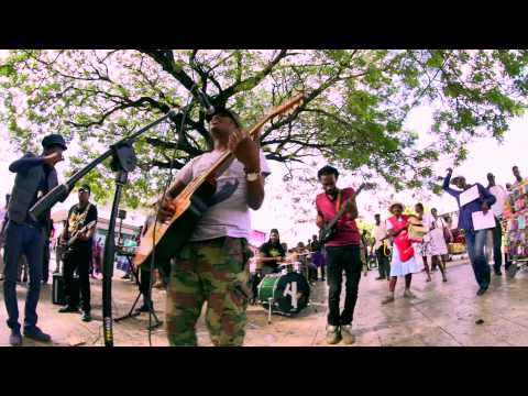 Raging Fyah and Kabaka Pyramid Dance With You