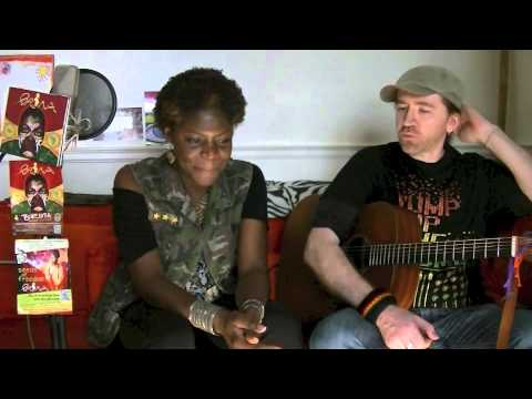 Reggae Juice acoustic with Brina