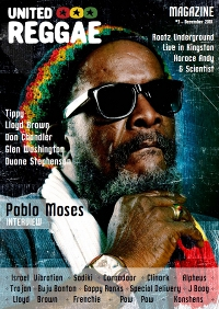 United Reggae Magazine #3 December 2010
