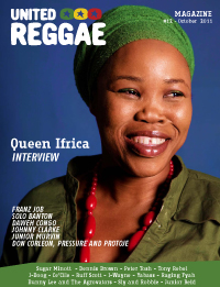 United Reggae Magazine #12 - October 2011