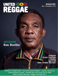 United Reggae Magazine #14 - December 2011