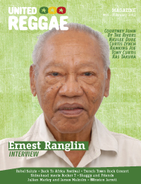 United Reggae Magazine #16 - February 2012