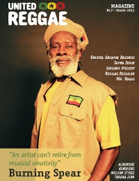 United Reggae Magazine #17 - March 2012
