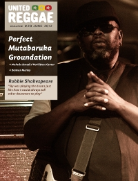 United Reggae Magazine #20 - June 2012