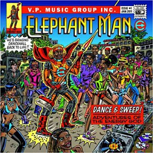 Elephant Man - Dance And Sweep