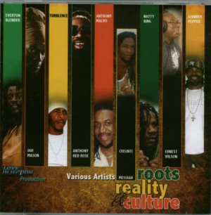 Various Artists - Roots, Reality and Culture