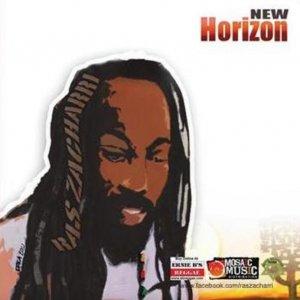 Ras Zacharri - New Horizon
