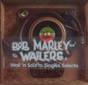 Bob Marley And The Wailers -  Wail'N'Soul'M Singles Selecta