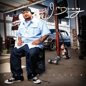 J Boog - Backyard Boogie