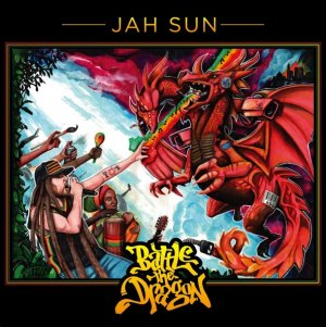 Jah Sun - Dragon The Battle