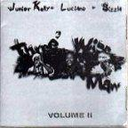 Various Artists - 3 Wise Men Volume 2 Junior Kelly, Luciano and Sizzla + Q Shandia