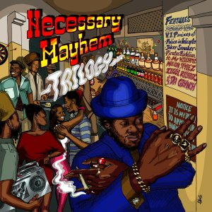 Necessary Mayhem - Trilogy