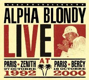 Alpha Blondy - Live