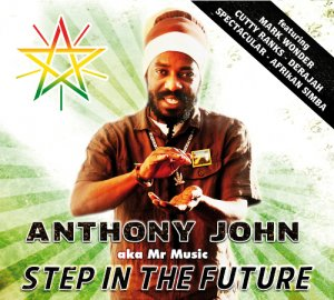 Anthony John - Step In The Future