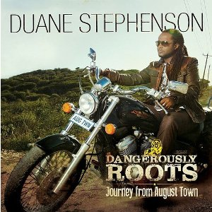 Duane Stephenson - Dangerously Roots