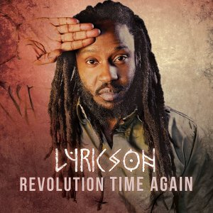 Lyricson - Revolution Time Again