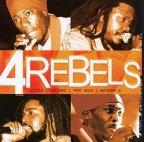 Sizzla, Luciano, Yami Bolo and Anthony B - 4 Rebels