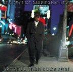 Barrington Levy - Broader Than Broadway