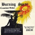 Burning Spear - Creation Rebel