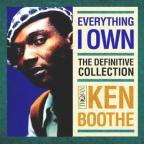 Ken Boothe - Everything I Own : The Definitive Collection