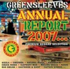 Various Artists - Greensleeves Annual Report 2007 Premium Reggae Selection