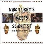 King Tubby & Scientist - Jah Thomas Presents King Tubby's Meets Scientist In A Midnight Rock Dub Vol. 1