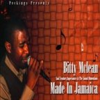 Bitty Mclean - Made In Jamaica