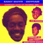 Barry Brown - Midnight Rock At Channel One