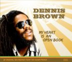 Dennis Brown - My Heart Is An Open Book  