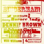 Various Artists - Singerman! Blood and Fire All Stars