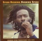 Burning Spear - Spear Burning