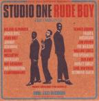 Various Artists - Studio One Rude Boy Soul Jazz Records presents