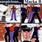 Macka B - Suspicious