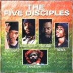 Anthony B, Junior Kelly, Luciano, Capleton and Sizzla - The Five Disciples