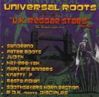 Various Artists - U.K. Reggae Stars Vol. 1 Universal Roots presents