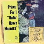 Prince Far I - Under Heavy Manners