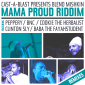 Cast-A-Blast Presents Blend Mishkin - Mama Proud Riddim Remixed