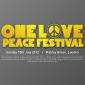 One Love Peace Festival 2012 Line Up Announced