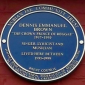 Dennis Brown Honoured in London with a Blue Plaque